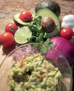 Game-Day Guacamole
