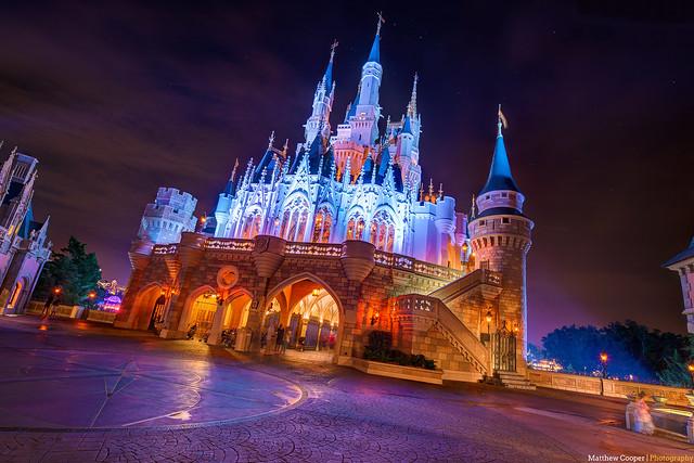 Cinderella's Tilt-A-Castle