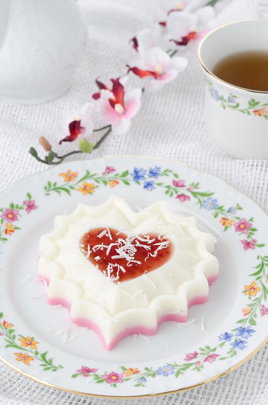 Milk Vanilla Panna cotta