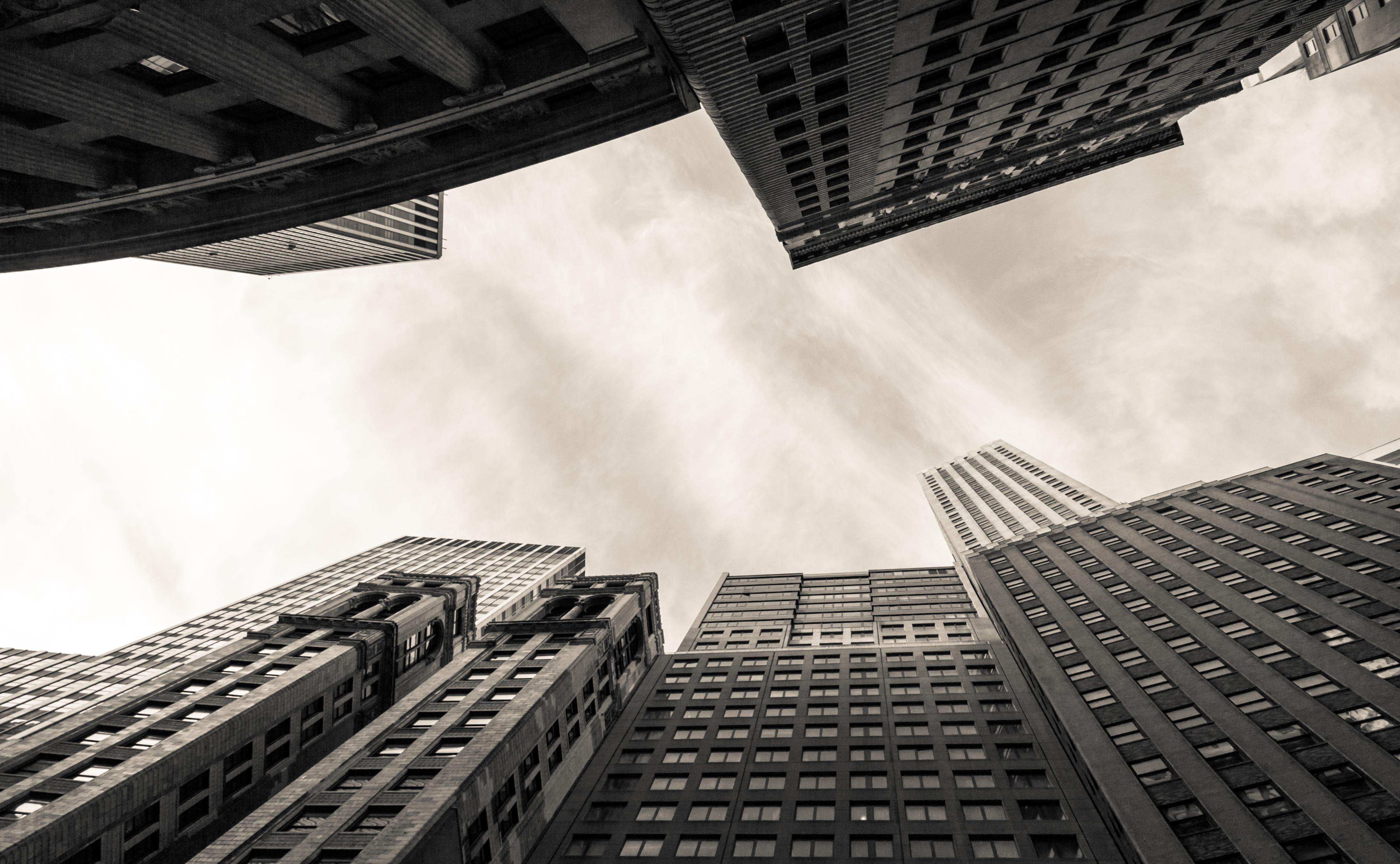 New York Abstract Architecture (With images ...