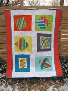 QuiltCon ACS Quilt Front