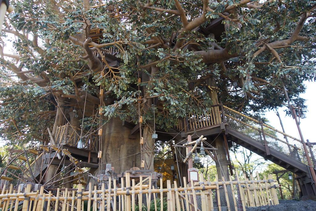 スイスファミリー・ツリーハウス Swiss Family Treehouse