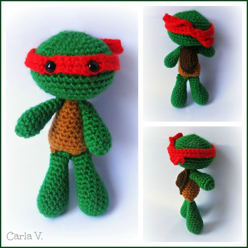 Raphael, Teenage Mutant Ninja Turtle