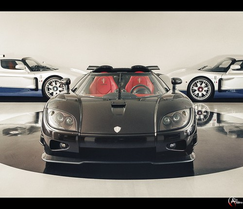 Lair of the Supercars by Savage Land Pictures