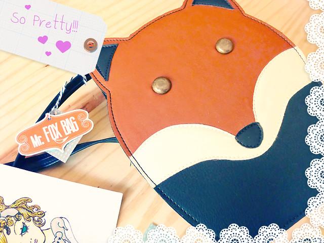 Titina Store Fox Bag