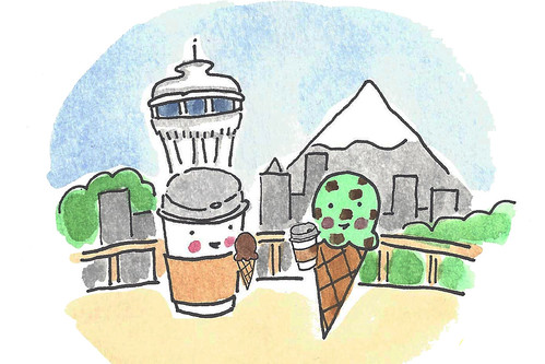 Seattle ice cream