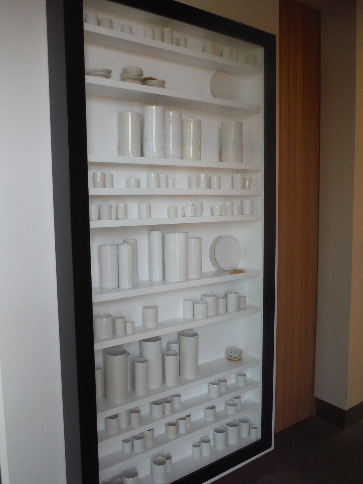Unpacking my Library, Edmund de Waal, 2012, Windmill Hill Archive, Waddesdon Estate SWC 192 Haddenham to Aylesbury (via Waddesdon)