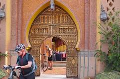 """Faszinierendes Marokko per Bike:  Vom Hohen Atlas über die """"Straße der Kasbahs"""" in die Sahara"""