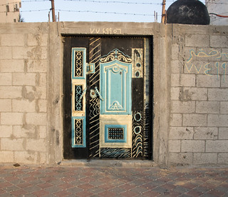 Door in Gaza