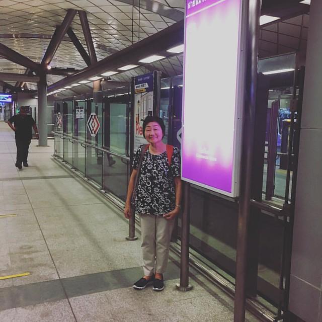 Khlong Bang Phai สถานีปลายทางคลองบางไผ่