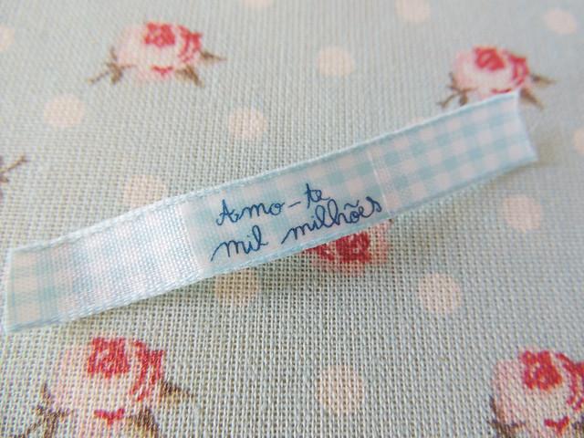 como fazer etiquetas em casa
