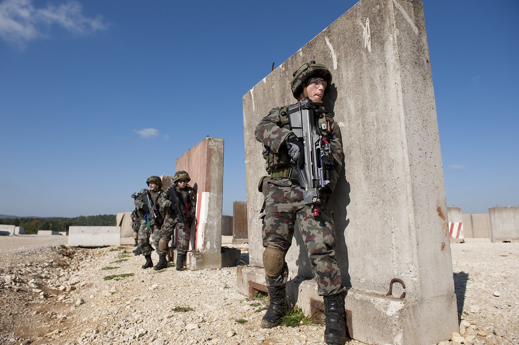 Slovenian Armed Forces / Slovenska vojska 8077485720_f7c2be3e11_b