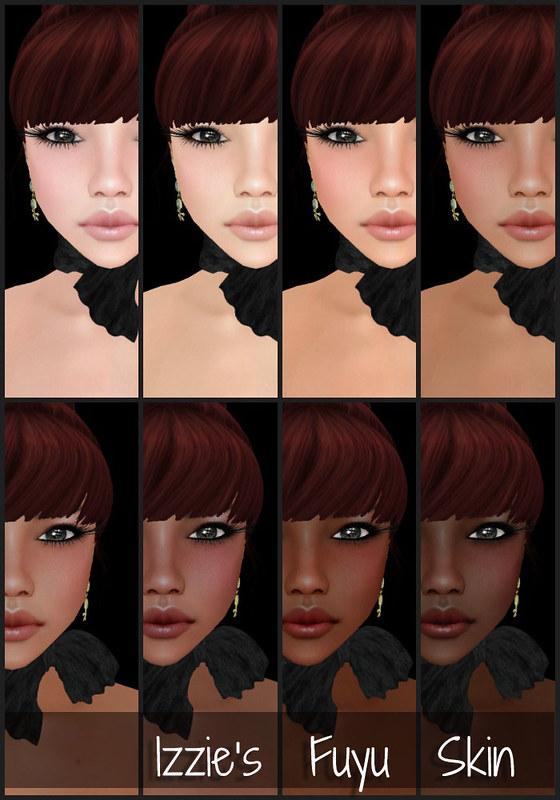 Izzie's Fuyu Skin