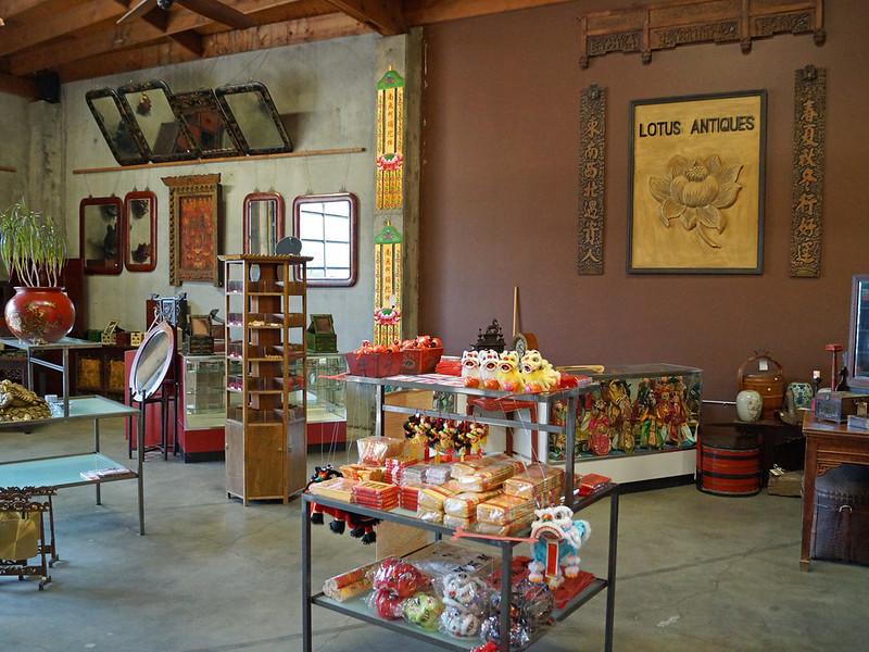Lotus Antiques & Arts 2215 Northwest Quimby Street Portland, OR 97210
