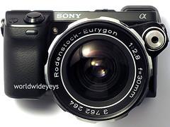ソニーNEX-7, ローデンシュトック・ユリゴン 30mm F2.8