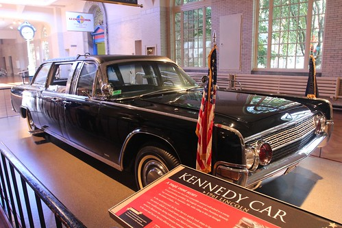 Day 71: The Henry Ford Museum in Dearborn, Michigan