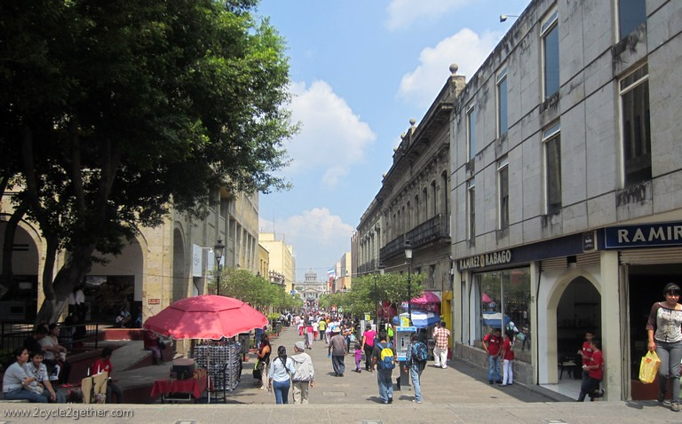 Markets in Historic Center, Guadalajara