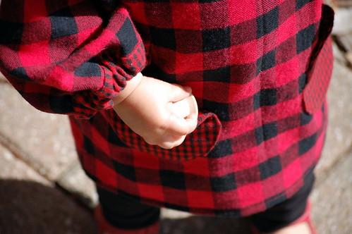 Matchy-matchy tunic
