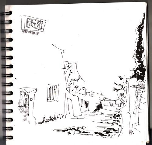 Medinaceli. 37 sketchcrawl