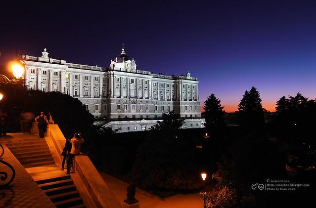 Hola Segovia~ 賽哥維亞。第一次看到建築奇蹟「羅馬水道橋」 R1044114
