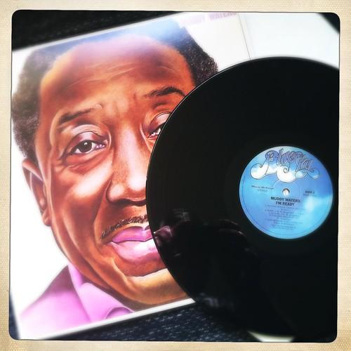 Blues On Vinyl : Muddy Waters - I'm Ready