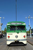MUNI F-LINE CARS--1006 appr Ferry Building IB by milantram