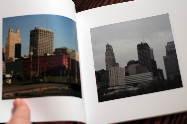 Kansas City Blurb Book
