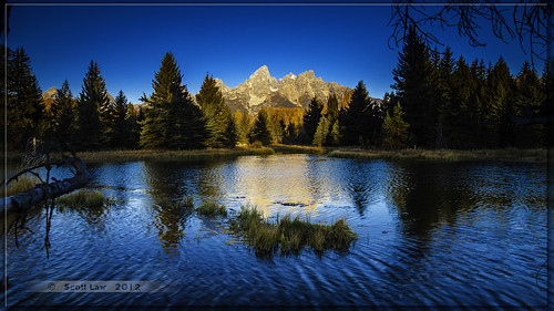 Schwabacher Sunrise II by Just Used Pixels