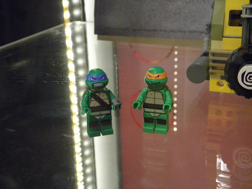 TMNT Shellraiser Street Chase 9