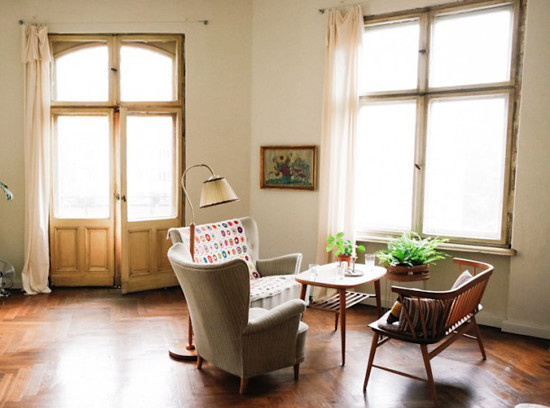 Sandra Juto's Berlin Apartment