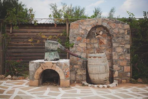 Old distiller