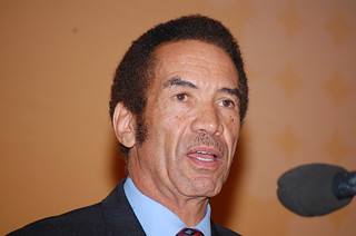 President of the Republic of Botswana