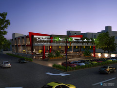ARY_Studios_mall_multiplex_3d_Architectural_rendering_Walkthroughs_panaromans_rendering