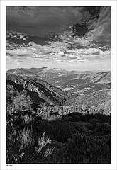 Vista desde el alto Trobaniello