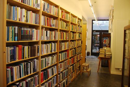 Antwerp Bookshop