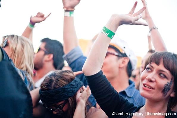 Porter Robinson @ Treasure Island Festival, SF 10/14/12