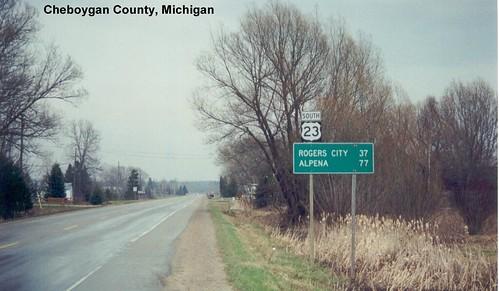 Cheboygan County MI