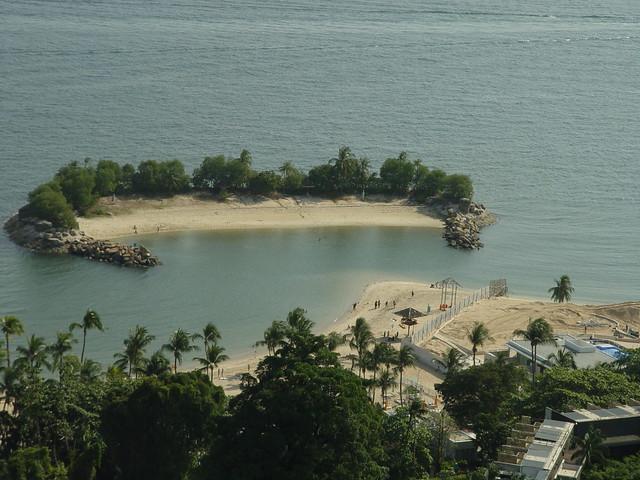 Singapore – Palawan Beach