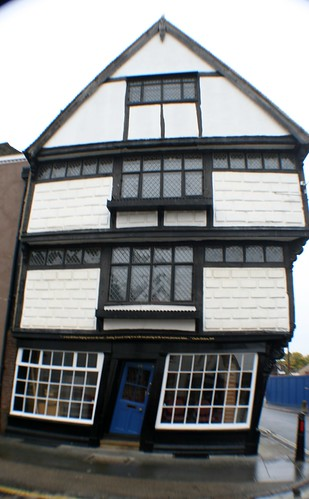 Crooked House, Canterbury, England