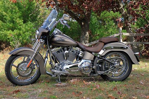 Harley-Davidson Softail Convertible CVO
