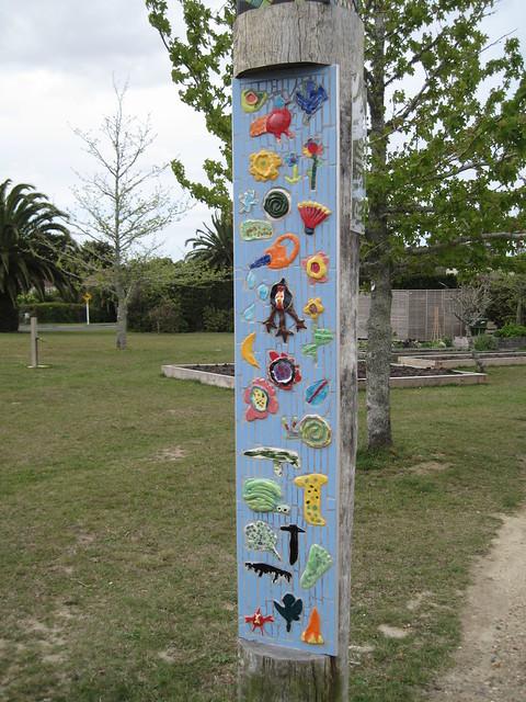 Community Garden Art Flickr Photo Sharing