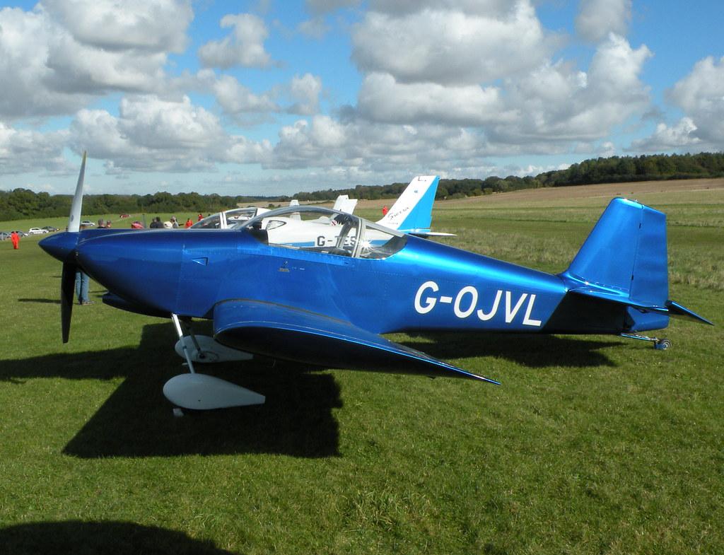 G-OJVL - RV6 - Not Available