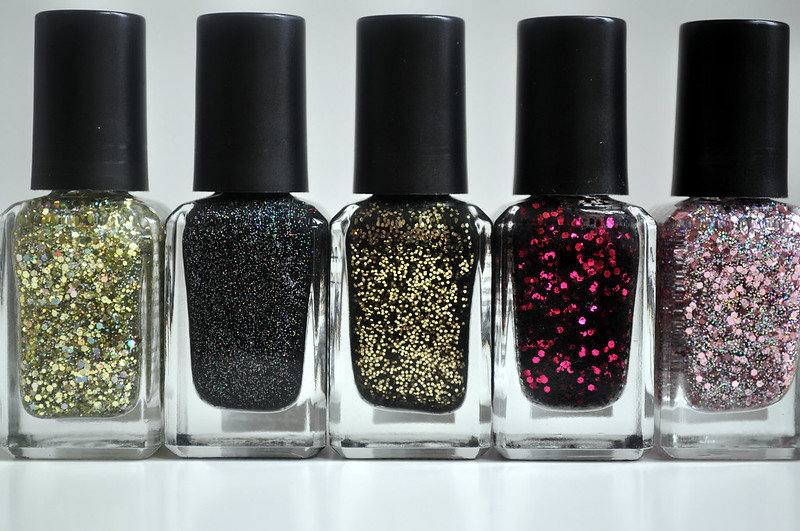 barry m nail polishes 3