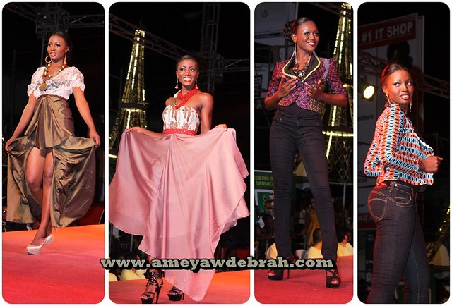 8108361869 a4df19ef2e z Fashion meets beauty and music as Miss Ghana holds street fashion show on Osu Oxford Street