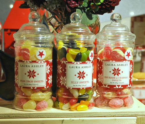 Laura Ashley Jars of sweets