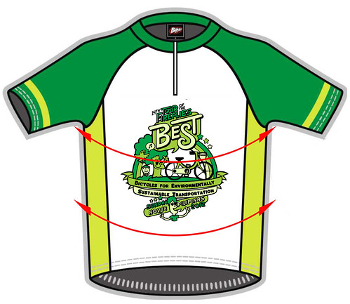 Tour of the Fireflies BEST 2012 Jersey