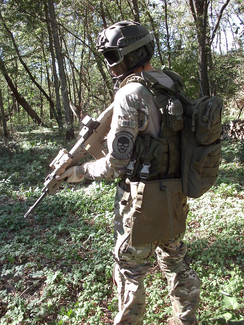 ghost recon future soldier inspired multicam loadout