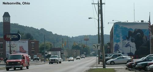 Nelsonville OH