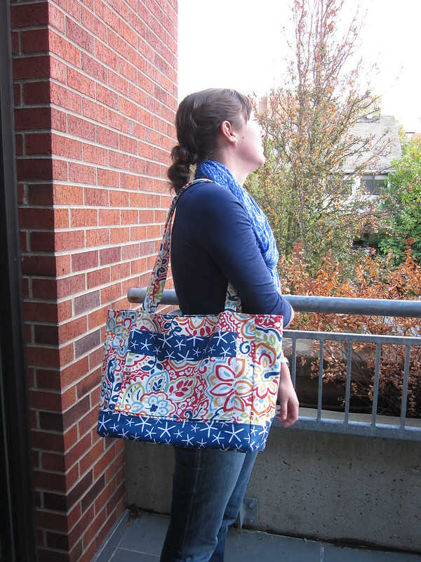 Market Square Tote made by Meaghan at MadeByMeaghan