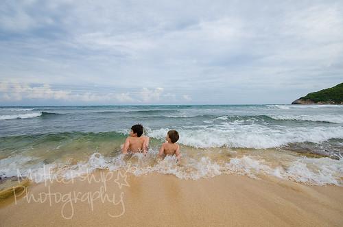 海地拉巴迪的海洋魅力(8之4)